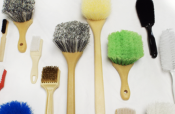 INTERIOR / EXTERIOR BRUSHES