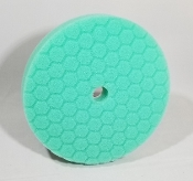 "8"" GREEN HEX PAD"