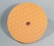 "8"" ORANGE HEX PAD"