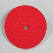 "8"" RED HEX PAD"