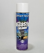 CASE ( 12 ) SPRAYTECH GLASS CLEANER