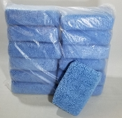 PACK ( 12 ) MICROFIBER 3 X 5 APPLICATOR